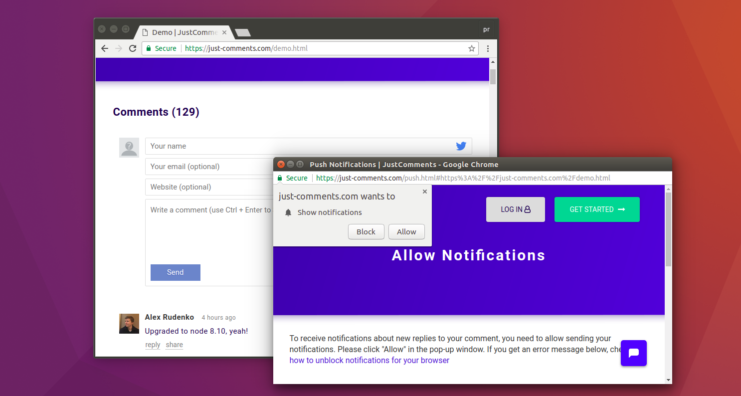 Getting Started with Web Push Notifications | 60devs